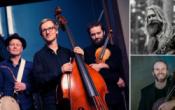 Sigurd Hole Trio med venner – slippfest i Kulturkirken Jakob