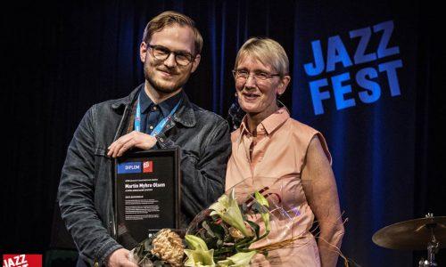 Martin Myhre Olsen utnevnt til NTNU-ambassadør
