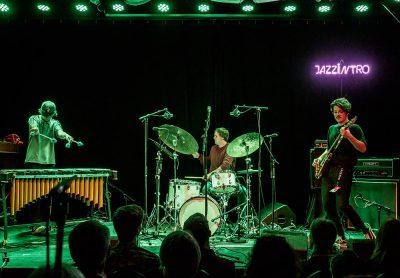 I Like to Sleep er Årets unge jazzmusikere 2018