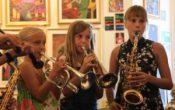 Kids in Jazz – barn + kunst er barnekunst!