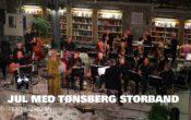 Jul med Tønsberg Storband – en tradisjon