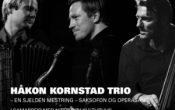 Håkon Kornstad trio – En sjelden mestring – Saksofon og operasang