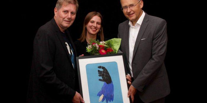 Sildajazzpris til Dorothea Økland