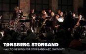 Tønsberg Storband – Alltid sesong for storbandjazz