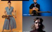 Jazzfest med Hanna Paulsberg Concept + Magnus Broo • Julian Lage trio • Ine Hoem