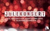 JULEJAZZ PÅ TERMINALEN // TIL INNTEKT FOR KREFTAVDELINGEN V/ÅLESUND SJUKEHUS