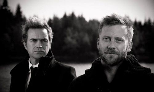 Eriksen/Halle på Russlands-turné