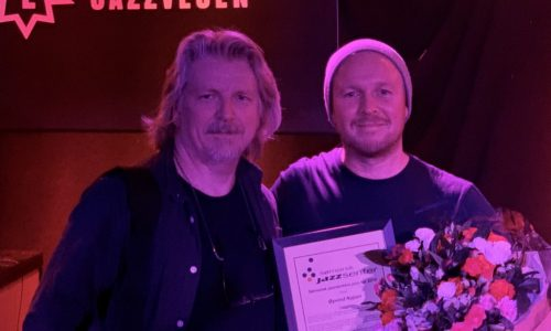 Sørnorsk jazzsenterprisen til Øyvind Nypan