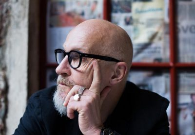 Lars Saabye Christensen opnar Vossa Jazz 2019