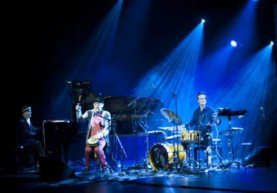 Jøkleba på Sørnorsk jazzsenter-turné under Vinterjazz