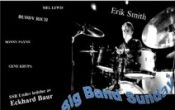 Erik Smith med Sandvika storband : «The great big band drummers»