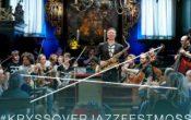 Håkon Kornstad og Det Norske Kammerorkester – Kryssover