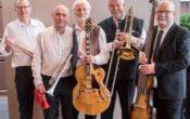 Jazzkafè med Oseberg Jazzband