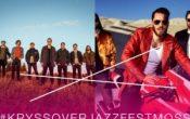 Steamdome+Shining – Kryssover Jazzfest Moss