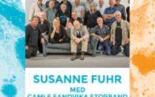 Lørdagsjazz med Susanne Fuhr og Gamle Sandvika Storband