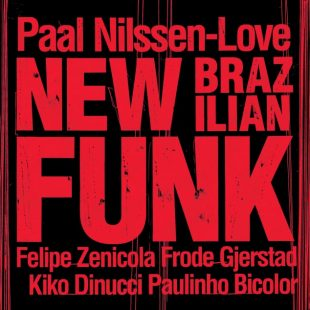 «New Brazilian Funk» cover