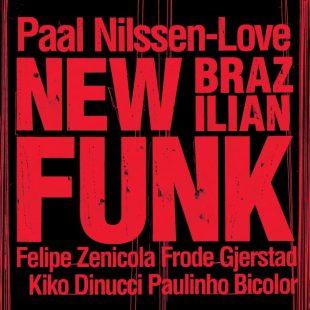 «New Brazilian Funk» cover