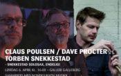 Claus Poulsen / Dave Procter / Torben Snekkestad – Snekkestad Solo, Endelig!