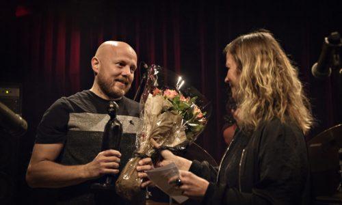 Buddy-prisen til Ingebrigt Håker Flaten