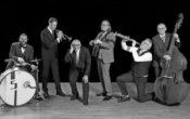 Jazzkafè med JaZZmaZZørene