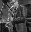Saksofonisten Jukka Perko i samspill med Oslo storband