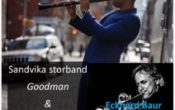 Felix Peikli med Sandvika Storband & Eckhard Baur