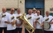Golden Power Jazzband med Sandvika Mannskor