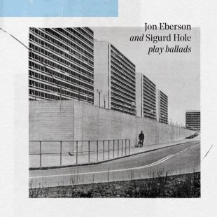 «Jon Eberson and Sigurd Hole plays ballads» cover