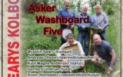 Lørdagsjazz med Asker Wasbord five