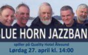 Jazzkafé med Blu Horn Jazzband