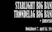 Starlight Big Band og Trøndelag Big Band