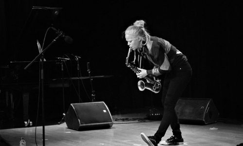 Mette Rasmussen tildelt NTNUs jazzpris