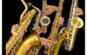 Five Shades of Sax