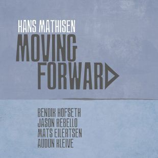 «Moving Forward» cover