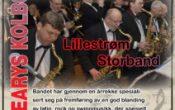 Lørdagsjazz med Helene Edler Lorentzen og Lillestrøm Storband