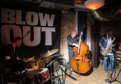 Årets møte på Årets jazzklubb