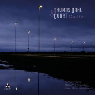 «Quilter» cover