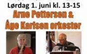 Arne Pettersen & Åge Karlsen orkester