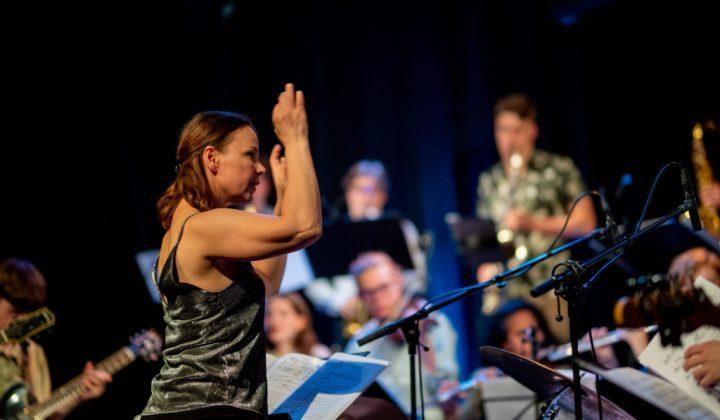 Ungjazzere til Youth Jazz Festival i Sør-Afrika
