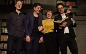Parkjazz: Live Sings Sassy, – en hyllest til Sarah Vaughan med Live Foyn Friis Kvartett