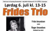 Frides Trio