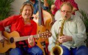 Jazzkafe med Bruna Santana og Mas Que Nada