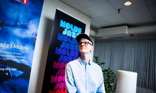 Johan Lindvall er årets jazzstipendiat