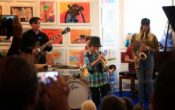Kids in Jazz – barn + kunst er barnekunst!