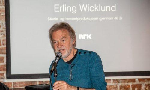 Erling Wicklund er gått bort
