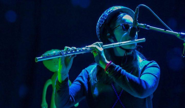 NTT: Jazzfløyte er som kjent den beste fløyten