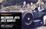 Tynset Jazzfestival: Milenburg Joys Jazz Quintet