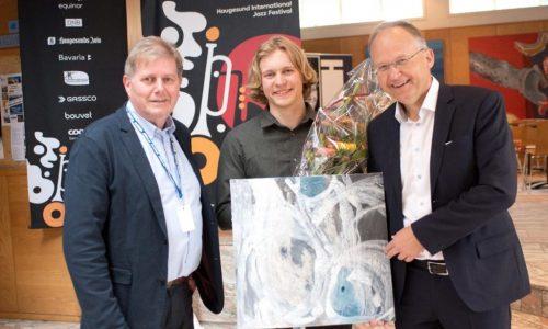 Sildajazzprisen 2019 til Håvard Ersland