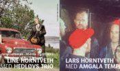 «The Horntveths» – HEDLØVS TRIO og AMGALA TEMPLE