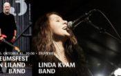 JUBILEUMSFEST – Espen Liland band / Linda Kvam band